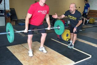 Lifting 101: Dave Miller on Fixing the Snatch and Clean
