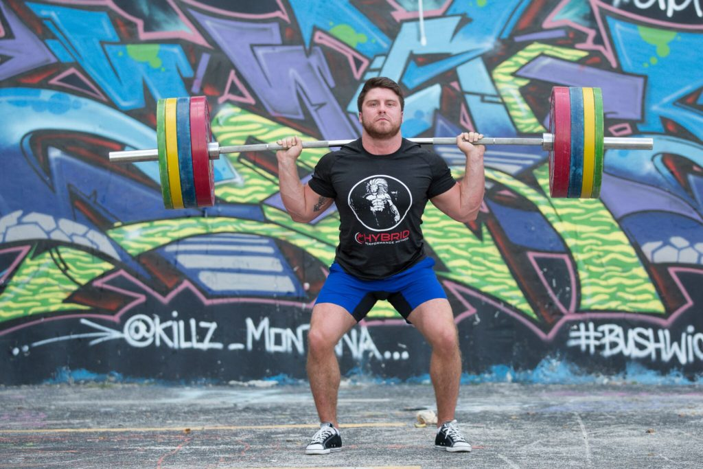 Hybrid Performance Method >> Hybrid Performance Method Merging Weightlifting Powerlifting