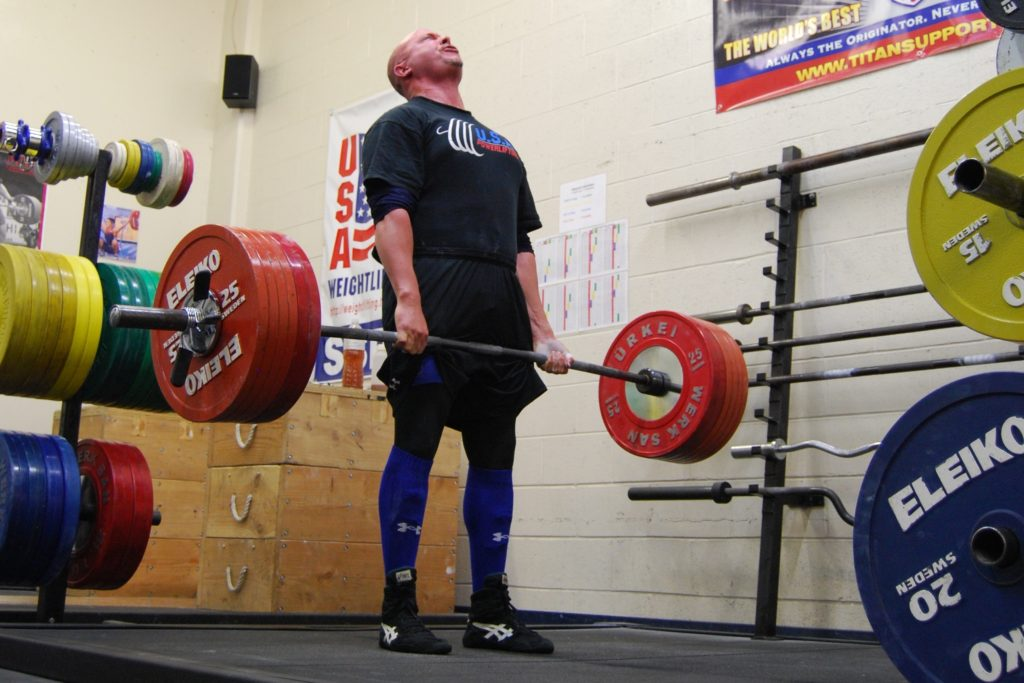 Matt Gary is a 20-year veteran of competitive powerlifting.
