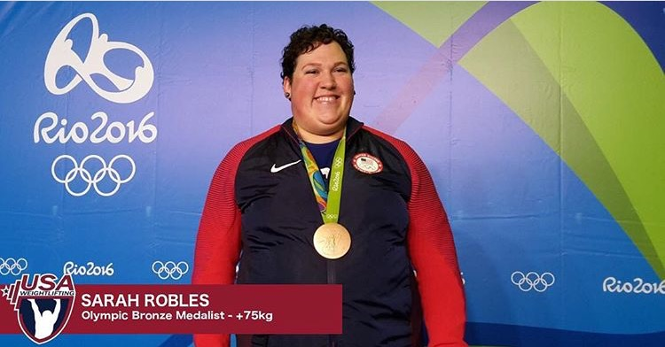 Photo credit: USA Weightlifting