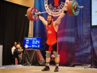 Nutrition Series: National Champion Weightlifter Anthony Pomponio