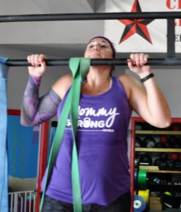 Athlete daily- crossfit, chemo