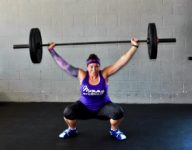 Athlete daily- chemo and crossfit