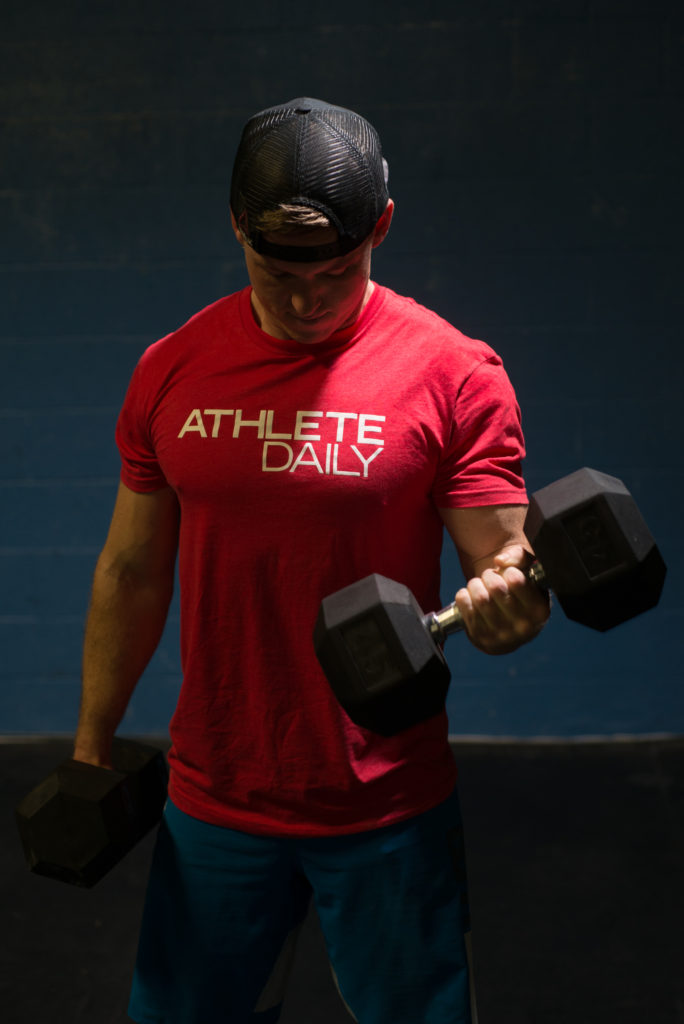 Athlete Daily bodybuilding