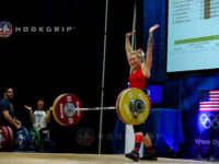 Nutrition Series: Weightlifter Kris Pope