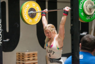 Nutrition Series: Weightlifter Cortney Batchelor