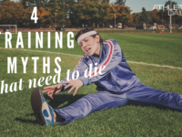 4 Training Myths (that need to die)