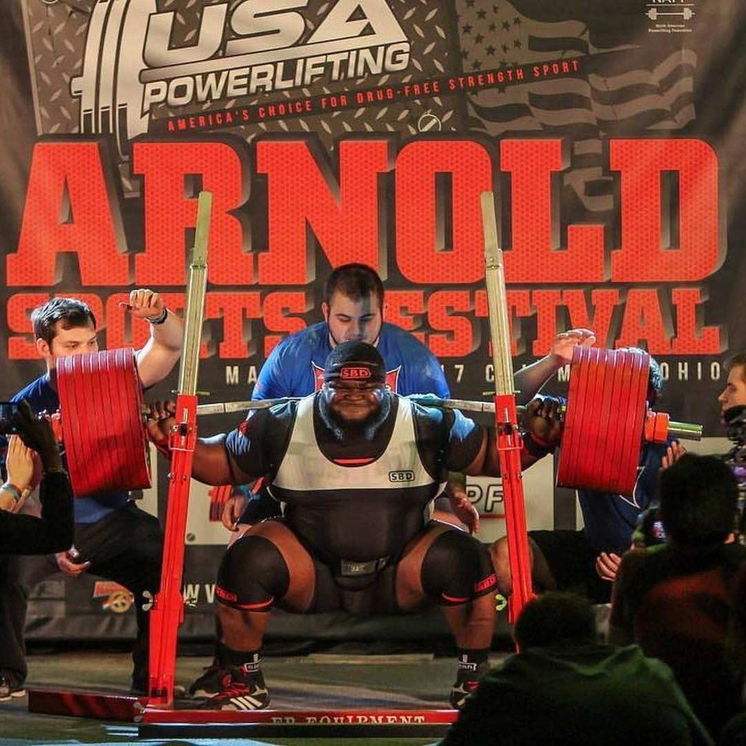 5 Reasons You Need to Go to the Arnold Athlete Daily