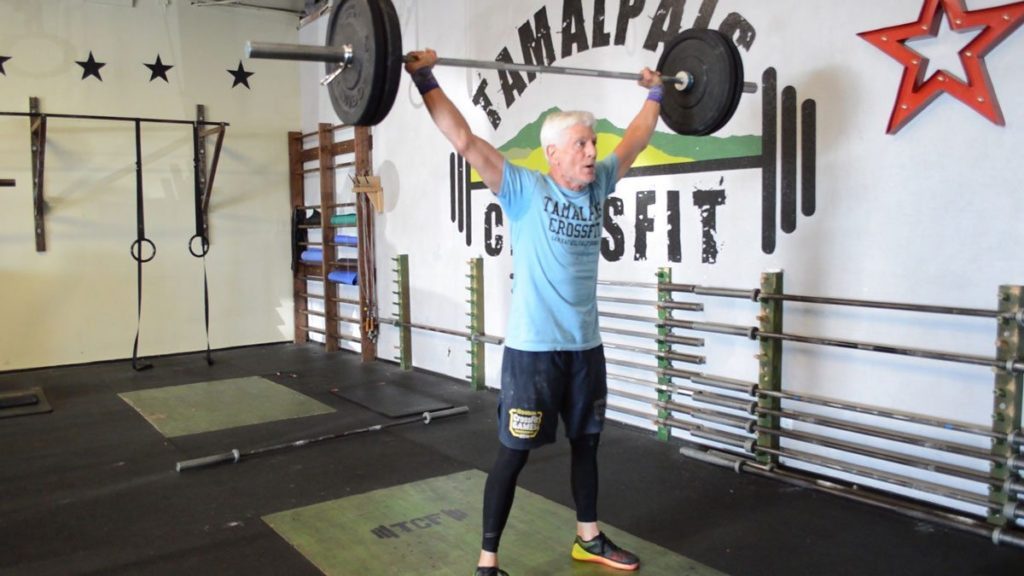 Route 66: The Masters Lifter Who Won't Slow Down
