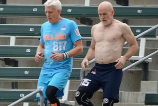 Meet the Oldest CrossFit Games Competitor