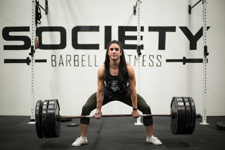 Building A Better Deadlift With Wr Holder Stefi Cohen And Hayden Bowe