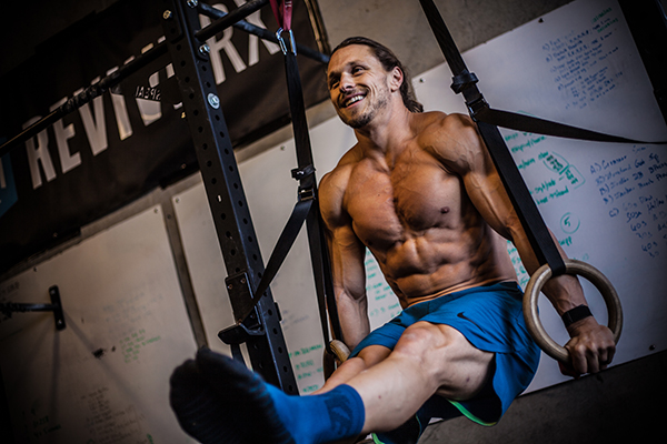 CrossFit Competitor Marcus Filly: 12 Things You Didn't Know About Me
