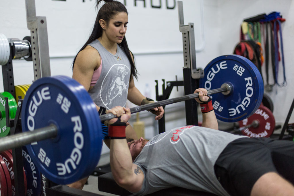 #CoupleGoals: 6 Powerhouse Pairs in Strength --Athlete Daily
