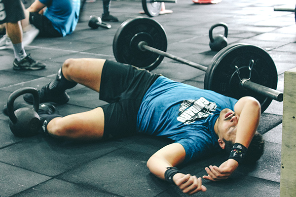 Do You Want Abs or to be Good at CrossFit? Why You Can't Have Both