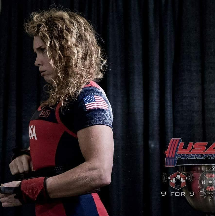 Conquering Illness & Anxiety, How This 97-lb. Woman Became the IPF's Strongest Lifter