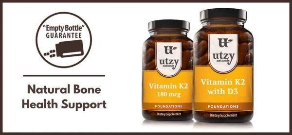 Vitamin D3 & K2: Creating A Powerful Steroid for Your Bones & Hormone Health