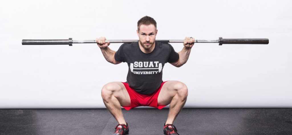 It's Not Just Your Glutes: Squat U's Aaron Horschig on Fixing the Squat